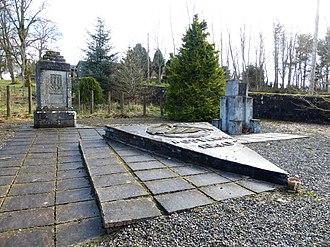 Douglas, South Lanarkshire - Polish Memorial Garden