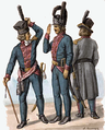 Polish soldiers of 3rd Lithuanian Infantry Regiment in 1792.PNG