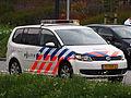 Politie VW met kenteken 73-TDP-2 in Hoofddorp.JPG