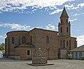 Pompignan (Tarn-et-Garonne) Église Saint-Grégoire - Vue vers le Sud.jpg