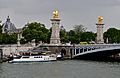 Pont Alexandre III, Paris 24 May 2014 001.jpg