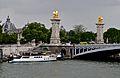Pont Alexandre III, Paris 24 May 2014 001.jpg