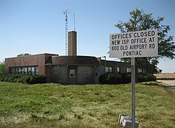 Pontiac Illinois State Police Office10.JPG