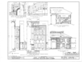 Pope-Spragins House, 407 Echols Avenue, Huntsville, Madison County, AL HABS ALA,45-HUVI,4- (sheet 3 of 3).png