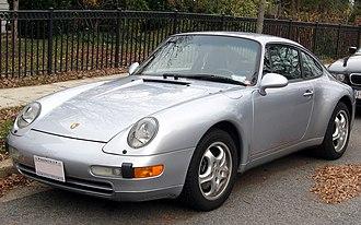 Porsche 993 - Image: Porsche 911 993 11 26 2011