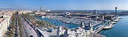 Port Vell, Barcelona, Spain - Jan 2007.jpg
