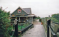 Porthmadog Harbour railway station geograph-3969026-by-Ben-Brooksbank.jpg