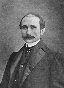 Portrait of Edmond Rostand