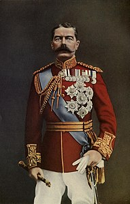 Portrait of Herbert Kitchener, 1st Earl Kitchener.jpg