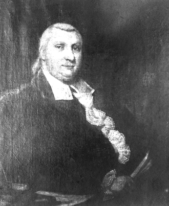 Robert Troup - Portrait of Judge Robert Troup