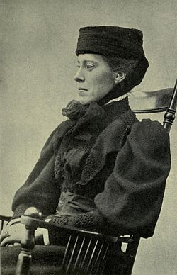 Portrait of mary kingsley