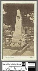 burial place of John Jones, 'Talhaiarn'