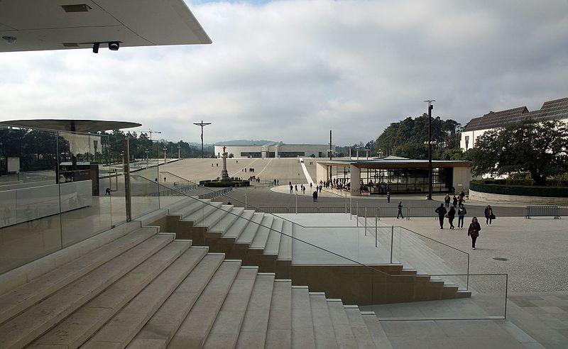 Distância entre Lisboa e Fátima