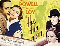 Poster - Thin Man, The 02.jpg