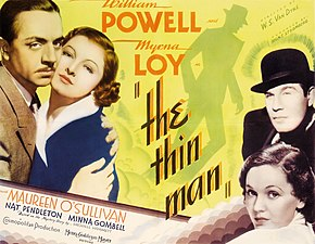 Description de l'image  Poster - Thin Man, The 02.jpg.
