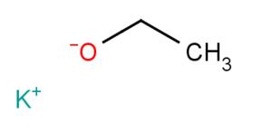 Potassium ethoxide - Image: Potassium Ethodixe Simple