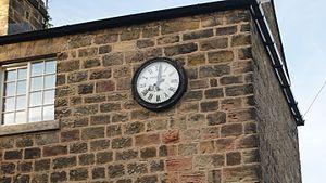 Potts of Leeds - Potts clock in East Keswick.