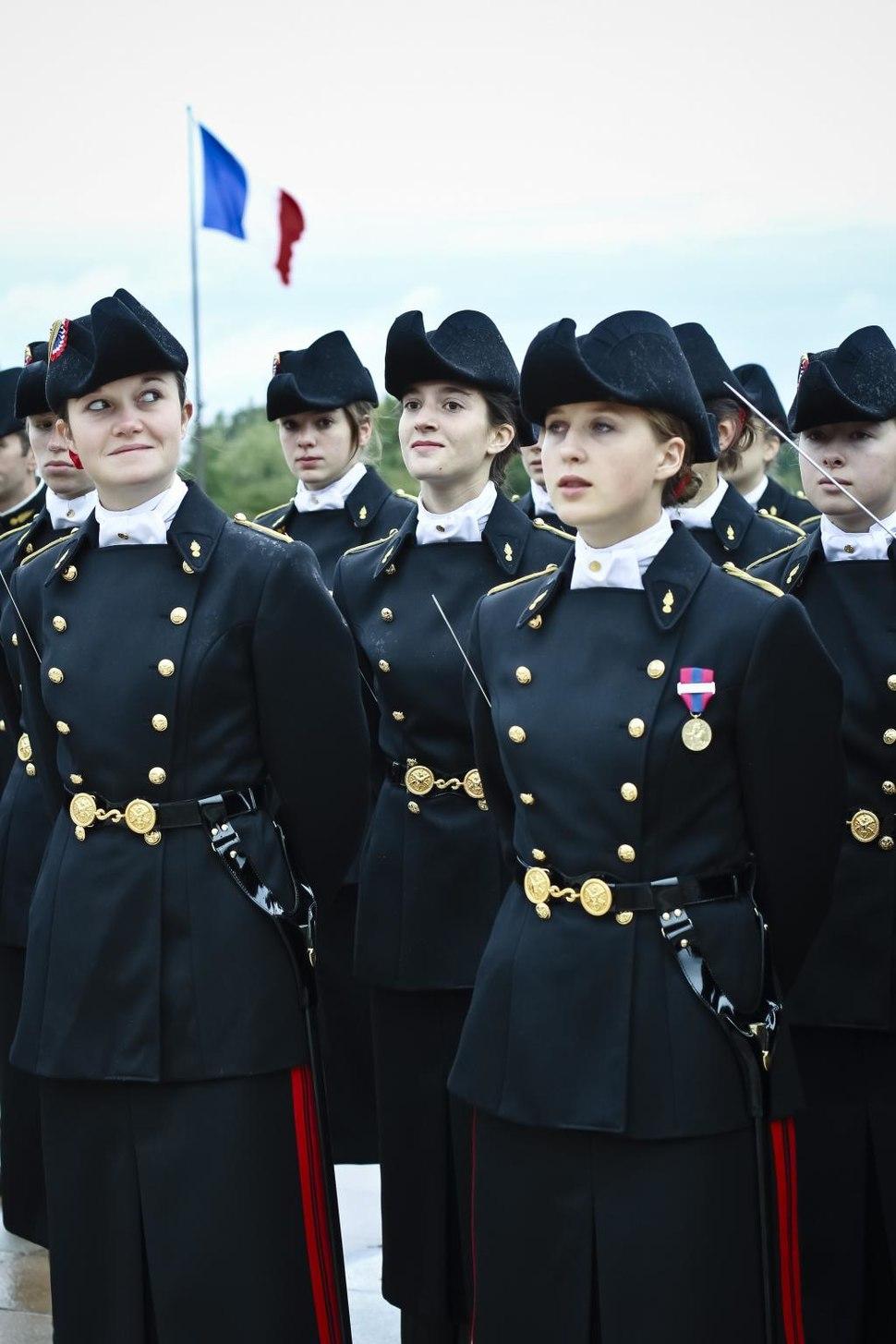 Pr%C3%A9sentation au drapeau 2012 %C3%89cole polytechnique
