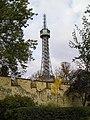 Praha petrinpark uitkijktoren.JPG