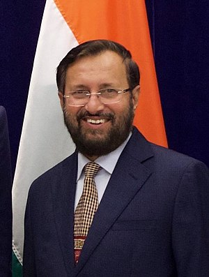 Prakash Javadekar - Prakash Javdekar