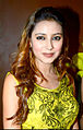Pratyusha Banerjee at her birthday bash.jpg
