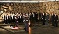 President George W. Bush visits the Hall of Remembrance at Yad Vashem.jpg