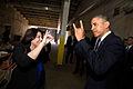 President Obama UC Irvine Rip em Anteaters hand sign.jpg