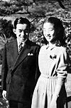 Prince Masahito and Princess Takako 1952-12.jpg