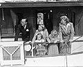 Prinselijke Familie bij de Sneekweek, Bestanddeelnr 902-9195.jpg