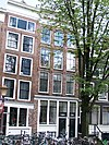 prinsengracht 459 across