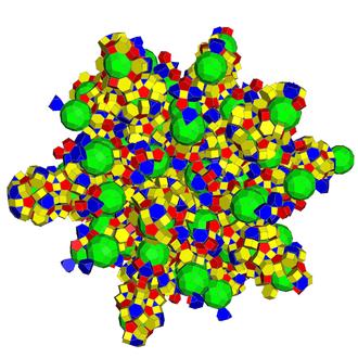 Runcinated 120-cells - Net