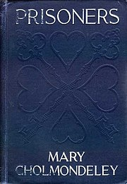 Cover of Prisoners, by Mary Cholmondeley, 1906