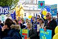 Pro-EU rally, Birmingham, England, during the Conservative Party conference 25.jpg