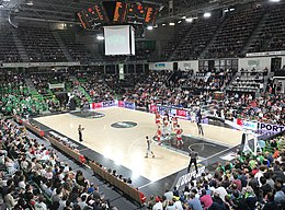 Pro A basket-ball - ASVEL-Cholet 2017-09-30 - 17.JPG