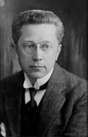 Théodore Limperg - Theodore Limperg ca. 1930