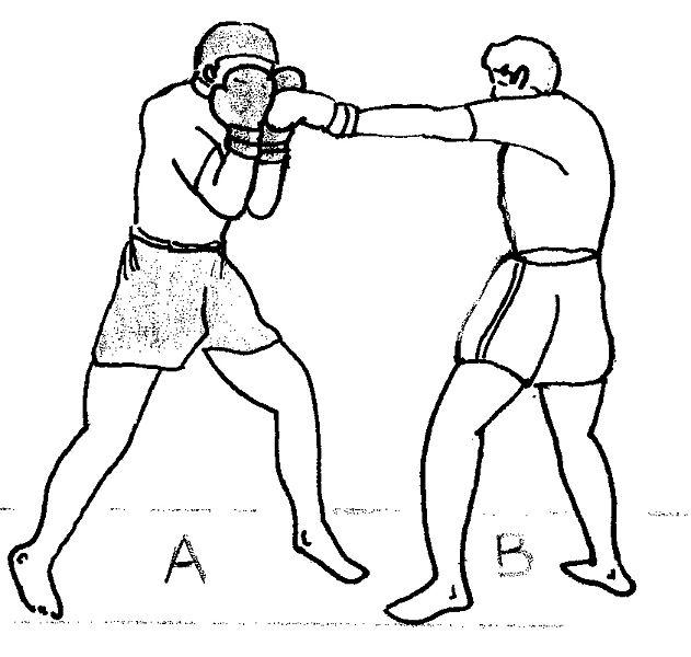 Блок в боксе картинки