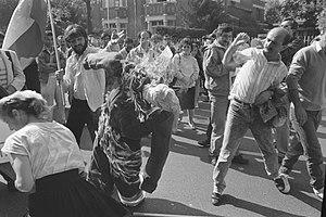Protest Koerden in Den Haag, Bestanddeelnr 934-3099.jpg