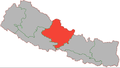Province No. 4 locator.png