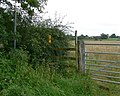 Public Footpath to Illston on the Hill - geograph.org.uk - 506260.jpg
