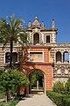 Puerta del Privilegio real alcazares Seville Spain.jpg
