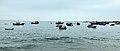 Pullin' them boats from the dawn 'till sunset (50788371638).jpg