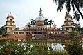 Pushpa Samadhi Mandir - ISKCON Campus - Mayapur - Nadia 2017-08-15 2298.JPG