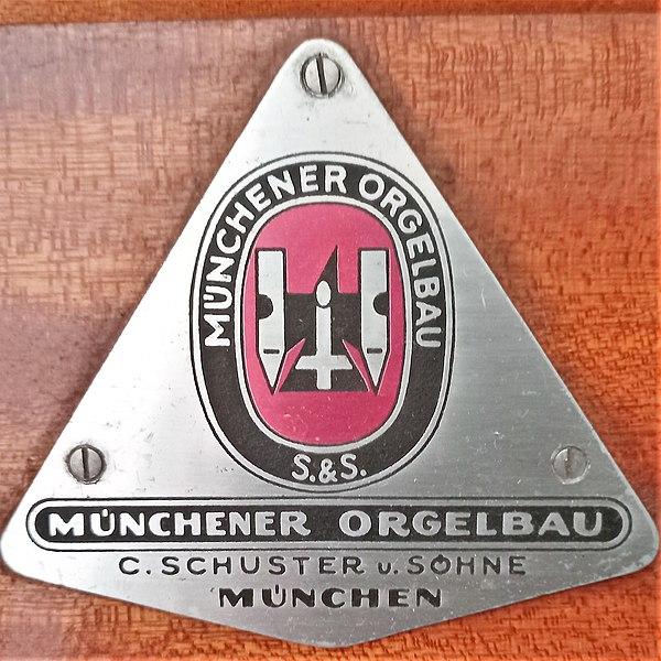 Datei:Putzbrunn, Alt St. Stephan (Schuster-Orgel) (6).jpg