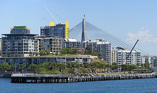 Pyrmont, New South Wales Suburb of Sydney, New South Wales, Australia