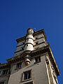 Quai des Orfèvres, Paris - Tower of the Palais de Justice.jpg