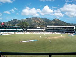 Queen's Park Oval, Port of Spain