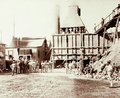 Queensland State Archives 2231 Brilliant Mine and gathering of miners Charters Towers c 1897.png