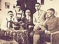 Quelques participants du putsch de la Brasserie détenus à la prison de Landsberg en 1924.jpg