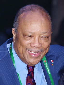 Quincy Jones in 2011