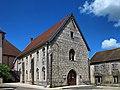 Quingey, chapelle de la Confrérie de la Croix.jpg